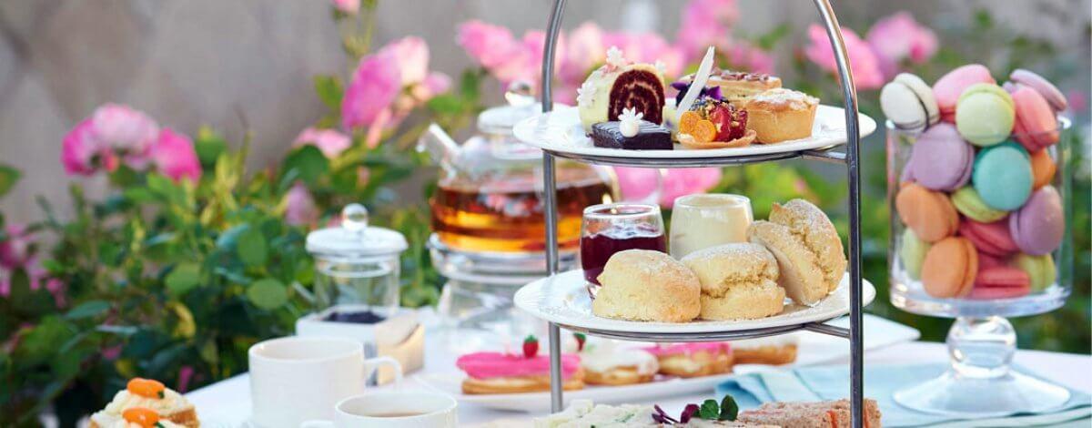 High Tea voor dames uit Spoorwijk ook in 2018